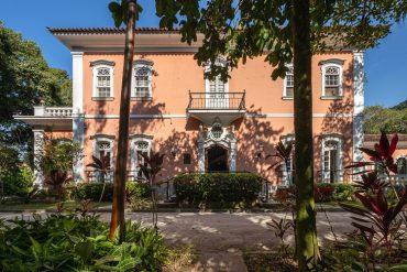 Palacete carioca da CASACOR Rio