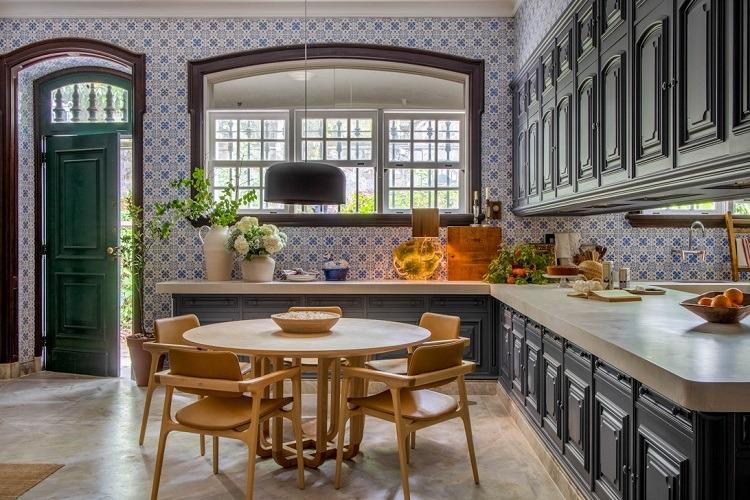 Cozinha de Anna Malta e Andrea Duarte