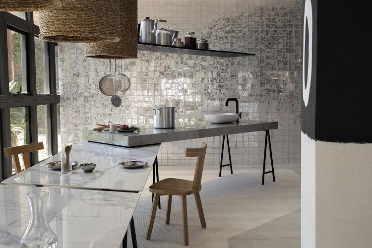 Vedononvedo na cozinha de Paola Navone