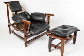 Poltrona Jangada, de Jean Gillon, estará no Museu da Casa Brasileira