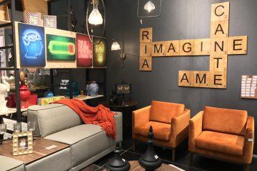 Ambiente de móveis Germânia na Abimad - site eleoneprestes.com