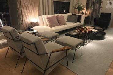 Ambiente Home Office da Casa Cor RS, dos profissionais Marcelo Polido e Ana Hnszel