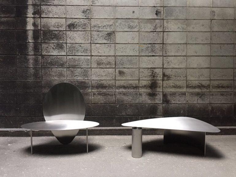 Obras da Linha Pouso, de Rodrigo Ohtake (foto Divulgação)