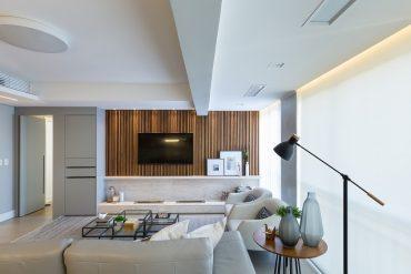 Apartamento reformado pela South Arquitetura (fotos Marcelo Donadussi)
