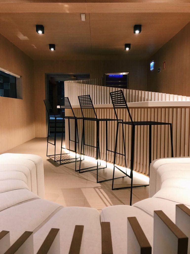 Núcleo, ambiente do escritório Ultra (fotos Arthur Lauxen, divulgação)