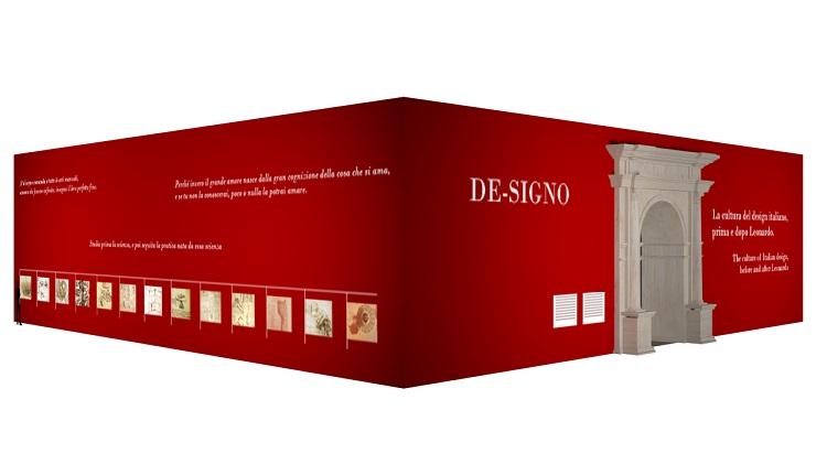DE-SIGNO, homenagem aos 500 anos de Leonardo da Vinci