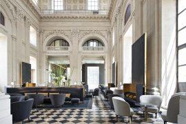InterContinental Hotel, projeto do Studio Jean-Philippe Nuel