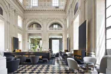 InterContinental Hotel, projeto do Studio Jean-Philippe Nuel