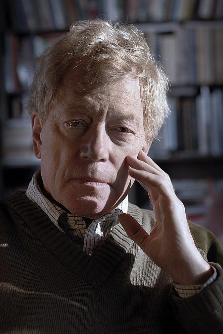 Filósofo e escritor Roger Scruton