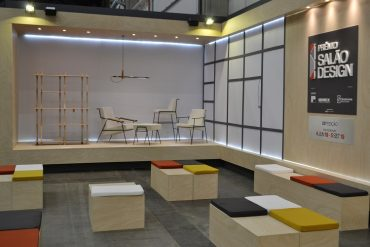 Mostra de design do Prêmio Design do Sindmóveis Bento Gonçalves na High Design