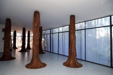 Exposição Jardim Suspenso, dos Irmãos Campana, na Casa de Viidro