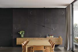 Revestimento Eclipse grafite (fotos Divulgação Portobello)