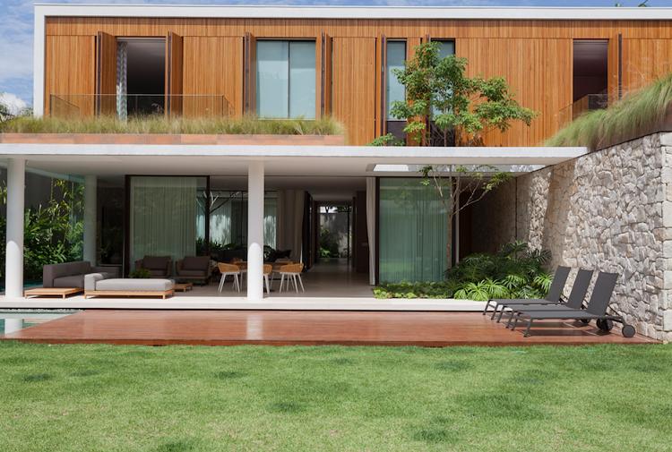 Casa da BZP Arquitetura em São Paulo