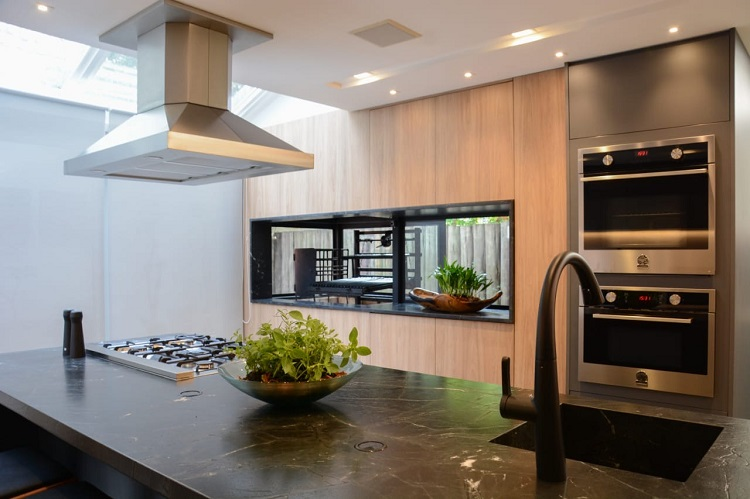 Cozinha Social, projeto de Tania Bertolucci