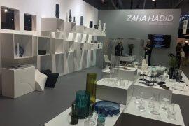 Zaha Hadid na Maison et Objet