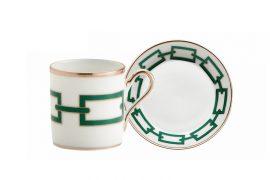 Porcelana italiana Richard Ginori está na 6F