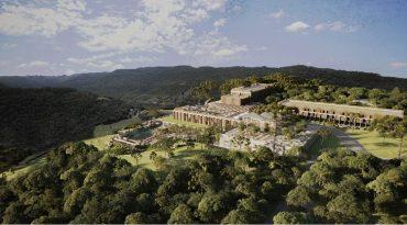 Hotel Laje de Pedra em Canela (fotos divulgação)