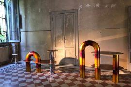 Alcova, espaço de design e arte em Milão
